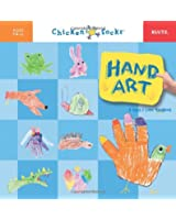 Hand Art: A Trace and Colour Handbook (Klutz Chicken Socks)