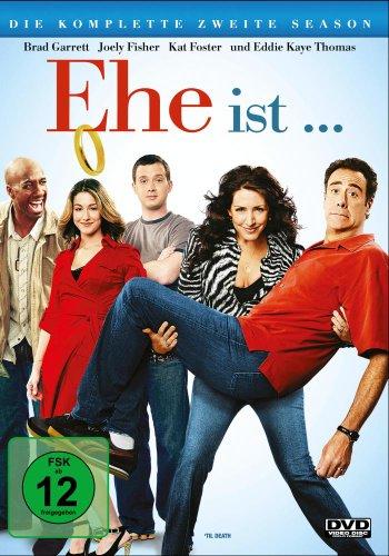 Ehe ist ... - Die komplette zweite Season [2 DVDs] hier kaufen