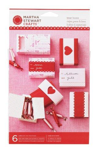 Valentine's Day Mini Treat Boxes