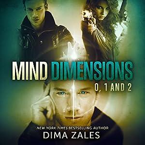 Mind Dimensions, Books 0, 1, & 2 Audiobook