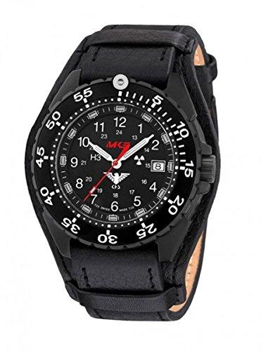 KHS Tactical orologio uomo Enforcer Black Titan KHS.ENFBT.R