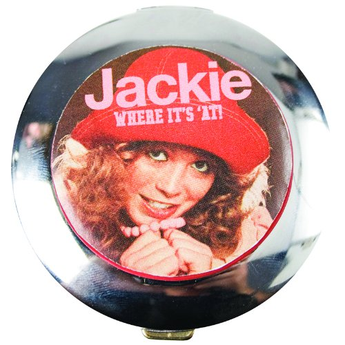 Jackie Magazine Compact Mirror