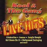 echange, troc Kool & The Gang - Live Hits