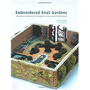 Embroidered Knot Gardens