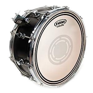 Evans B14EC1RD Edge Control 14-inch Snare Drum Head