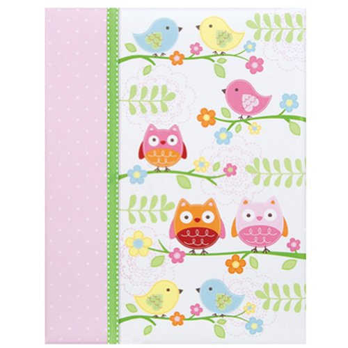Nojo Love Birds Baby Record Book