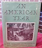 img - for An American Year Country Life And Landscapes Through The Seasons book / textbook / text book