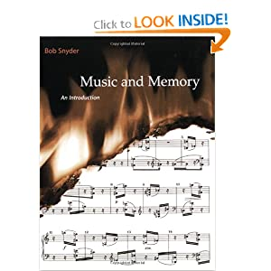 Music and Memory: An Introduction Robert Snyder