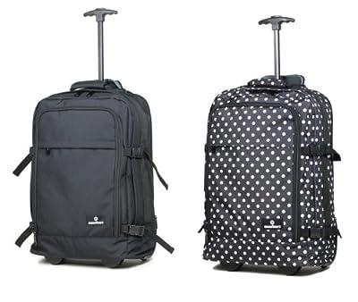 Members Essential On-Board Backpack on Wheels Ryan Air Size 55 x 40 x 20cm