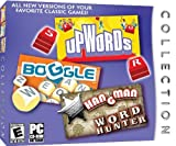 Boggle/Upwords/Hangman/Word Hunter