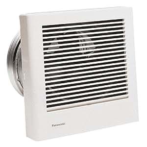 panasonic fv 08wq1 whisperwall 70 cfm wall mounted fan