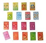 Suplemento de la serie numérica, 48 hojas, Grimm
