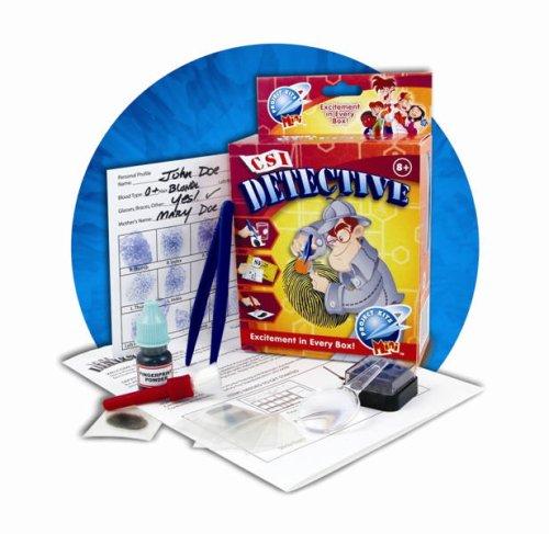 pics photos bright products csi detective mini project kit