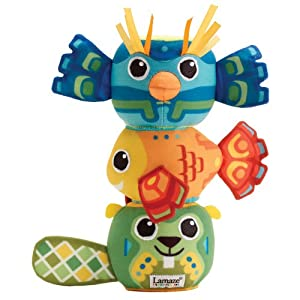 Lamaze Totem Pole Stackers Developmental Toy
