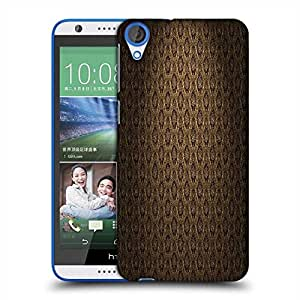 Snoogg Abstract Wall Pattern Designer Protective Phone Back Case Cover For HTC Desire 820