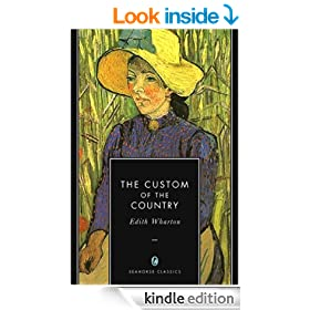 The Custom of the Country (Annotated)