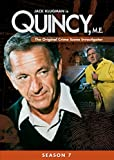 Quincy Me: Season Seven [DVD] [Region 1] [US Import] [NTSC]