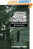 Federal Planning and Historic Places: The Section 106 Process (Heritage Resource Management Series)