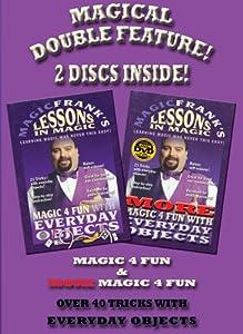 MAGICFRANK'S Lessons in Magic - Magic 4 Fun & More Magic 4 Fun Double Feature