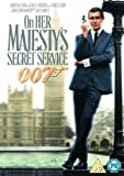 On Her Majesty's Secret Service [DVD] [1969]
