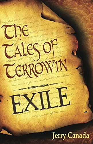 Exile: The Tales of Terrowin: Book One