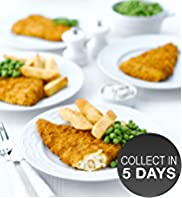 6 Gluten Free Crumbed Cod Fillets