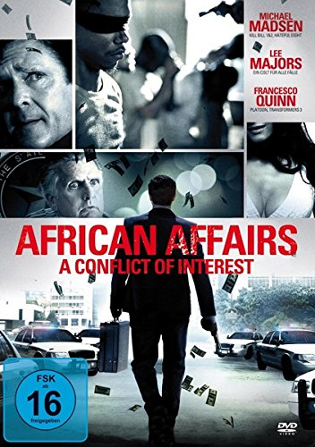 African Affairs - A Conflict Of Interest