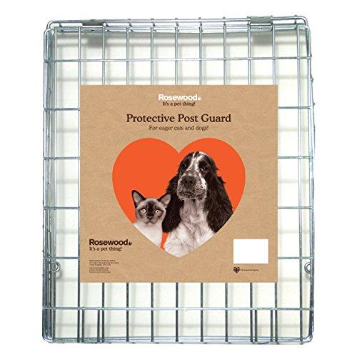 Artikelbild: Rosewood Schutzkorb für Briefkastenschlitz, Stahldraht