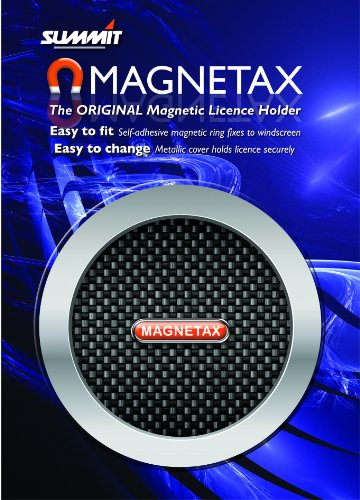 Summit SMAG1 Magnetax Tax Disc Holder