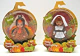 HAPPY THANKSGIVING KELLY ~ 2 DOLL SET ~ Kelly + Kerstie