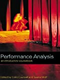 Performance Analysis: An Introductory Coursebook