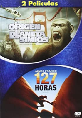 El Origen Del Planeta De Los Simios + 127 Horas (Import Movie) (European Format - Zone 2) (2012) James Fran