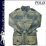 (ポロ ラルフローレン)POLO by RALPH LAUREN デニムジャケット [インディゴ]7262187BILL ABERDARE 2 コットン メンズ