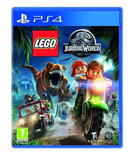 LEGO Jurassic World (PS4) (Lego Jurassic World Video Game compare prices)