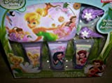 Disney Fairies Pixie Beauty Set Bath Set - Shampoo, Lotion, Body Wash, Barrettes, Purse