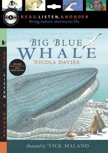 Big Blue Whale with Audio, Peggable: Read, Listen, & Wonder