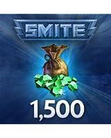 SMITE : 1500 SMITE Gemmes [Game Connect]