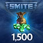 1500 SMITE Gems - PC ONLY [Download]