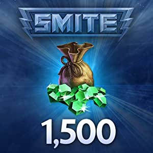 1500 SMITE Gems - PC ONLY