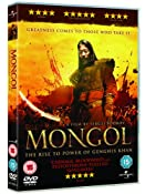 Mongol [DVD]: Amazon.co.uk: Film & TV