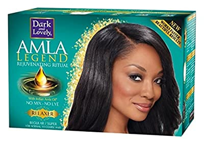 SoftSheen-Carson Dark and Lovely Amla No Mix/Lye Relaxer