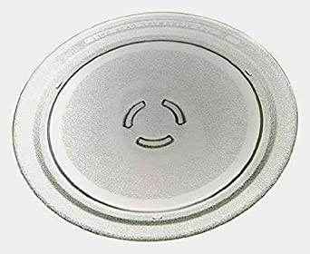 4393799 MICROWAVE GLASS TRAY KENMORE WHIRLPOOL MAYTAG NEW OEM PART NTO pz