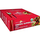 Amazing Grass Organic Berry Green SuperFood Energy Bar, 2.1 Ounce - 12 Per Pack -- 1 Each.