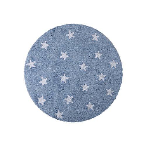 tapis-rond-pour-enfant-bleu-ciel-cielo-lorena-canals-140-x-140-rond