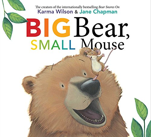 Big Bear, Small Mouse (The Bear Books) (Bears Bears Bears compare prices)