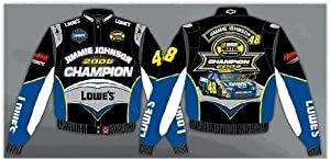 1st Championship Edition JH J&H Jacket 2006 Nextel Cup Series Champion Logo... by Chase Authentics