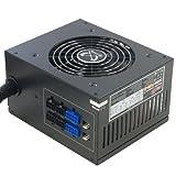 サイズ ショートタイプATX電源 剛力短2プラグイン 500W 80PLUSブロンズ SPGT2-500P