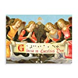 img - for Angel Quartet Boxed Draw Holiday Notecards book / textbook / text book
