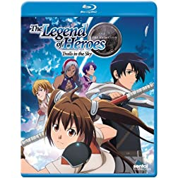 Legend of Heroes Complete Collection [Blu-ray]