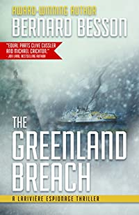 The Greenland Breach by Bernard Besson ebook deal
